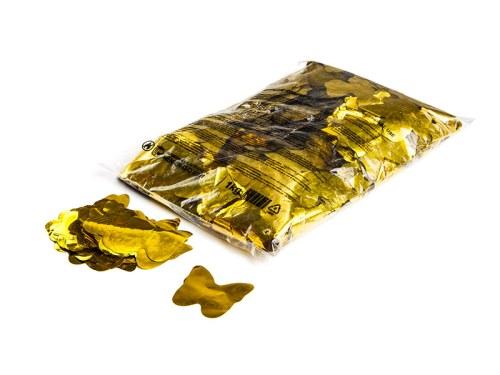Schritt 2: GIGANT - Glitterdreams FX Konfetti Schmetterling Metallic gold