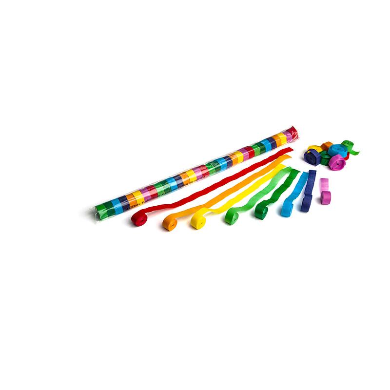 Schritt 2: GIGANT - Paper Streamer bunt - 10 m x  1,5 cm - 32 Rollen - 32 Rollen