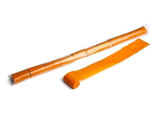 Schritt 2: GIGANT - Paper Streamer orange - 10 m x  5 cm - 10 Rollen