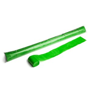Schritt 2: GIGANT - Paper Streamer hellgrün - 20 m x  5 cm - 10 Rollen