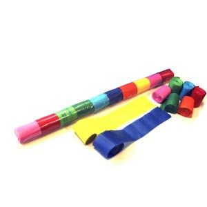 Schritt 2: GIGANT - Paper Streamer bunt - 20 m x  5 cm - 10 Rollen