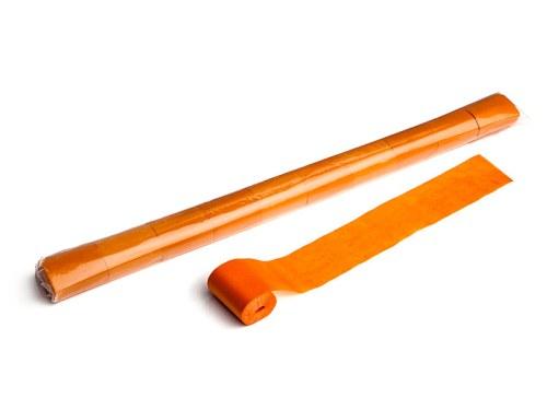 Schritt 2: GIGANT - Paper Streamer orange - 20 m x  5 cm - 10 Rollen
