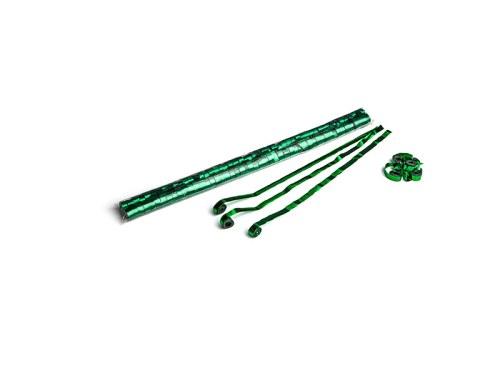 Schritt 2: GIGANT - Metallic Streamer dunkelgrün - 5 m x  0,85 cm - 100 Rollen