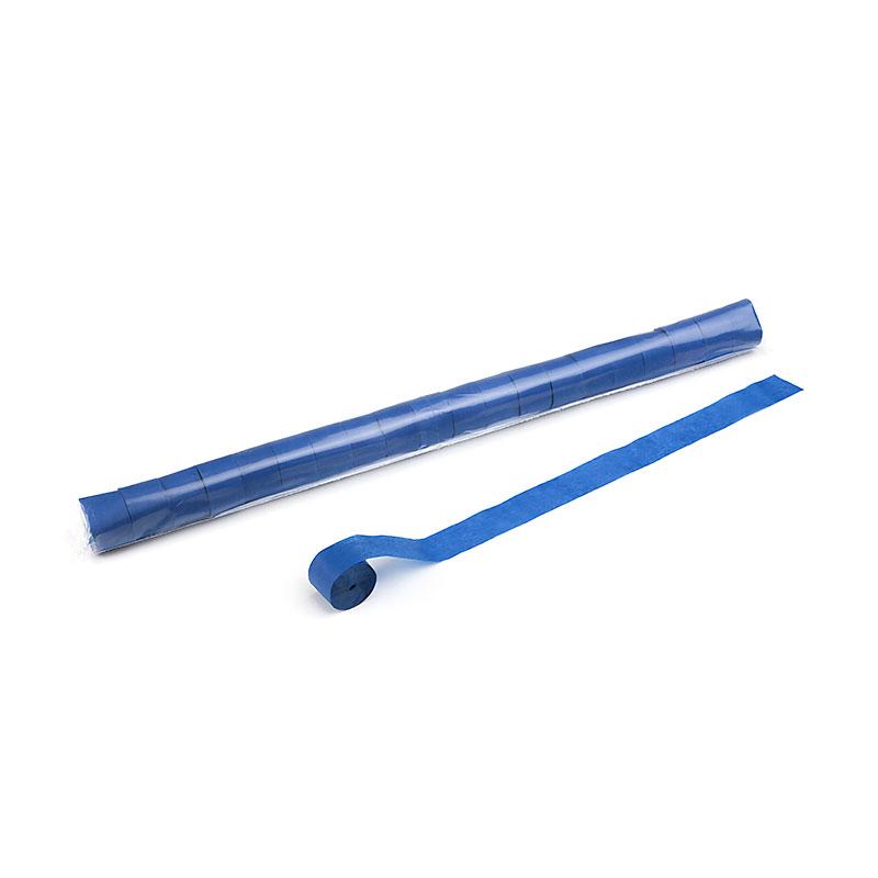 Schritt 2: GIGANT - Metallic Streamer dunkelblau - 20 m x  2,5 cm - 20 Rollen