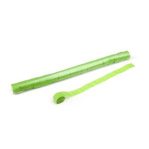 Schritt 2: GIGANT - Metallic Streamer hellgrün - 20 m x  2,5 cm - 20 Rollen