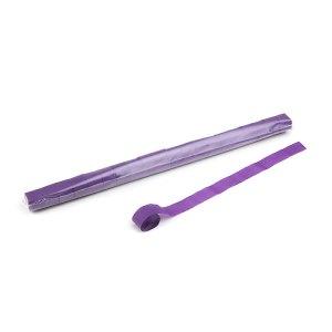 Schritt 2: GIGANT - Metallic Streamer lila - 20 m x 2,5 cm - 20 Rollen