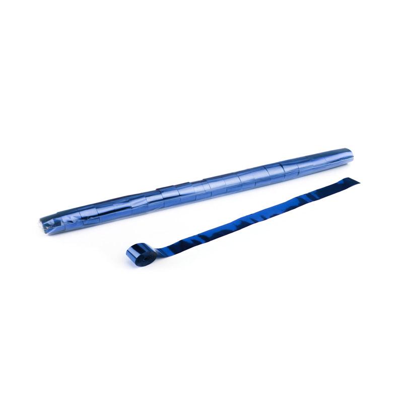 Schritt 2: GIGANT - Metallic Streamer dunkelblau - 10 m x  2,5 cm - 32 Rollen
