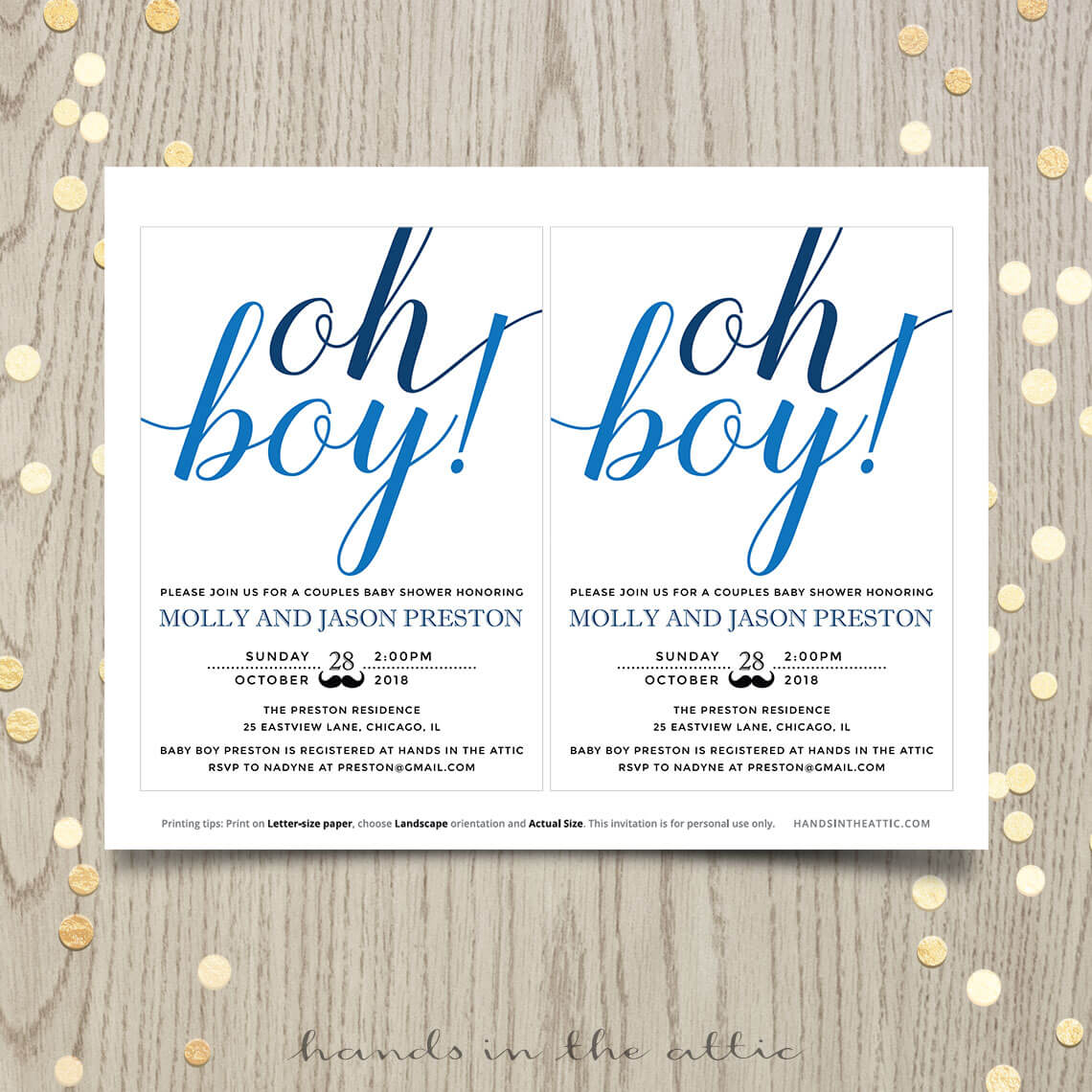 Order Custom Wedding Invitations Online