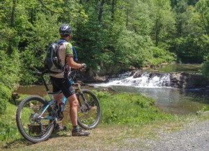 Foster Falls Free-For-All Bike Ride April 30, 2017