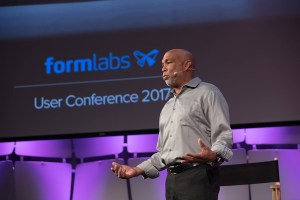 Lyman Connor Is A Featured Speaker At FormLabs User Conference