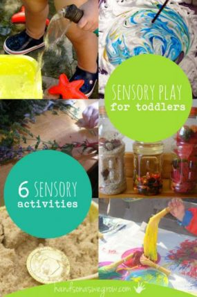 34 Edible Sensory Play Ideas for Kids - hands on : as we grow