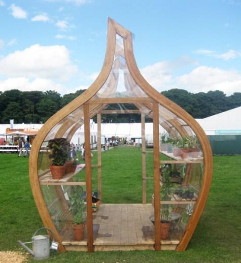 Onion greenhouse