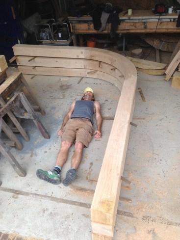 Assembled in workshop