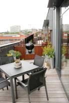roof garden dinning