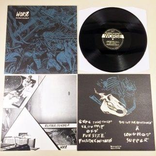 Worse-Rubber-Burner-LP-detail