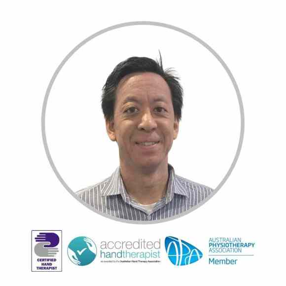 Ray Jongs Hand Physiotherapist | Hand Therapist on North Shore Sydney