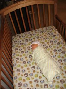 Safe sleep environment by dmbernasconi available through CC
