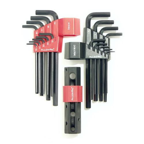 Torque Handle SAE & Metric Hex Key Set