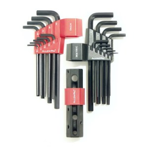 Torque Handle SAE & Metric Hex Key Set