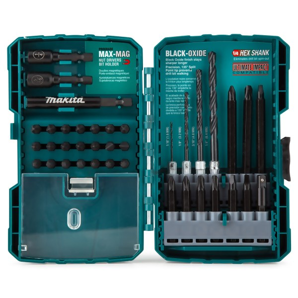 Makita Drill and Driver Set (38 piece)