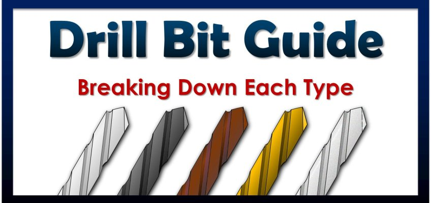 Woodworkers Drill Bit Guide Different Types Coatings