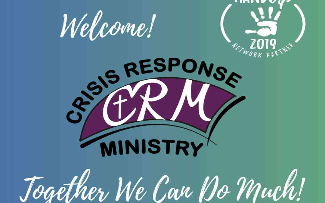 Hand Up Network Welcomes New Network Partner – Crisis Response Ministry