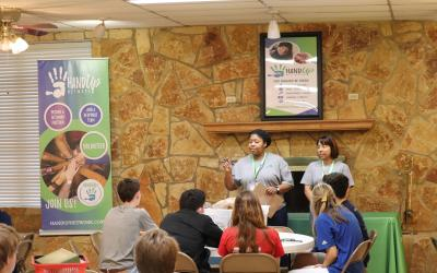 Hand Up Network comes to East Texas