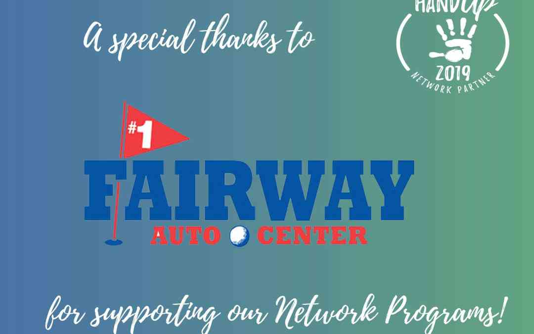 Fairway Auto Center becomes Network Partner!