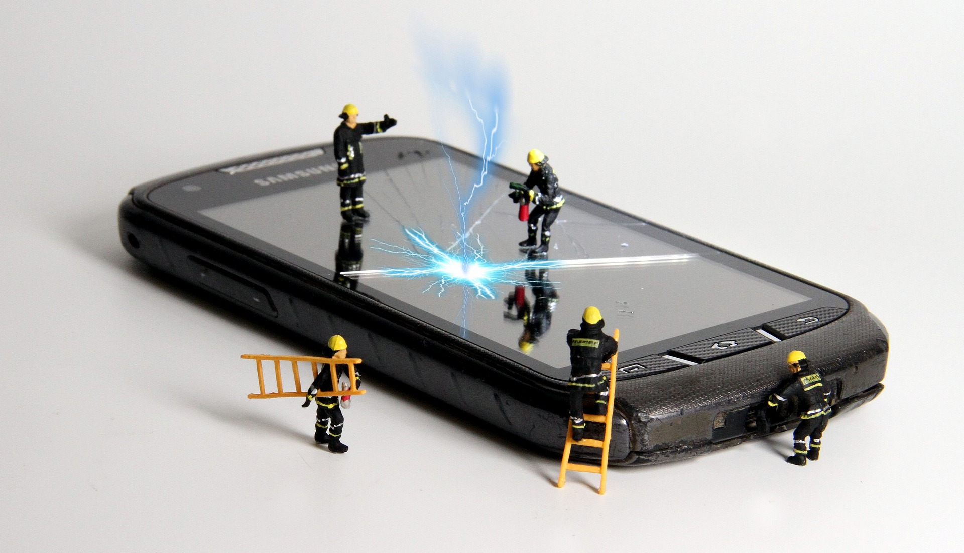 Smartphone für Handwerker: Cat S62 Pro Test