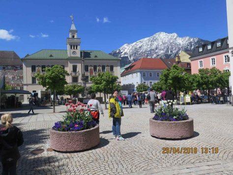 Handwerkertage-Damenprogramm dieses Jahr in Bad Reichenhall, nahe Salzburg