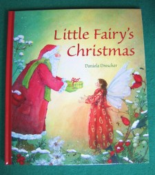 Little Fairy meets Father Christmas