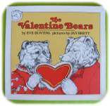Valentine Bears - Handwork Homeschool
