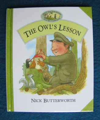 The Owl's Lesson Handwork Homeschool