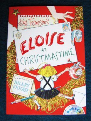 Eloise at Christmastime - Handwork Homeschool