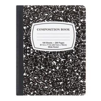 Original notebook. 10x7ish