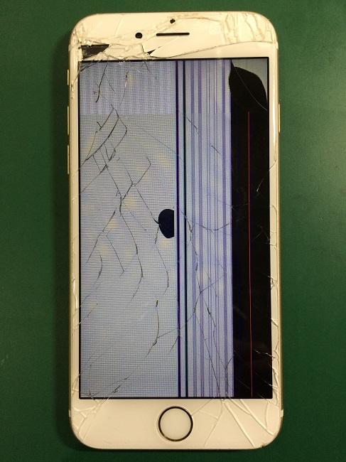 佐倉市からアイフォン6Sの液晶交換のご依頼