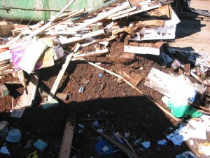 Mixed Heavy Waste with Soil