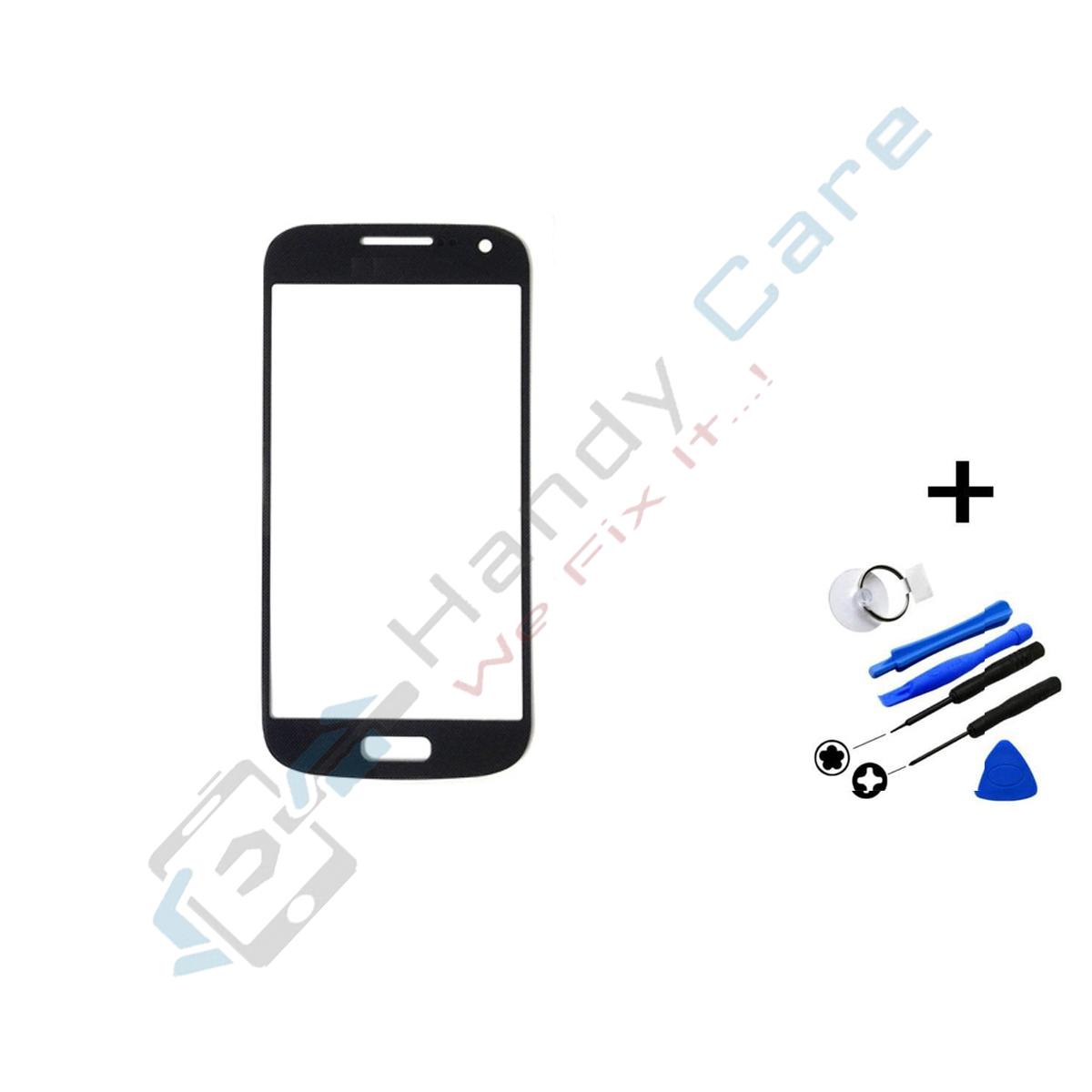 Samsung S5 Mini Ersatz Glas Einheit Mit Rahmen Inkl