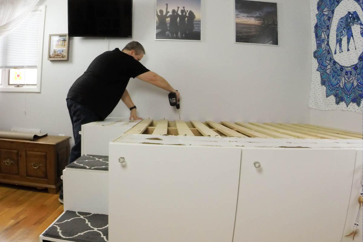 Platform Bed Ikea Dp65 Roccommunity