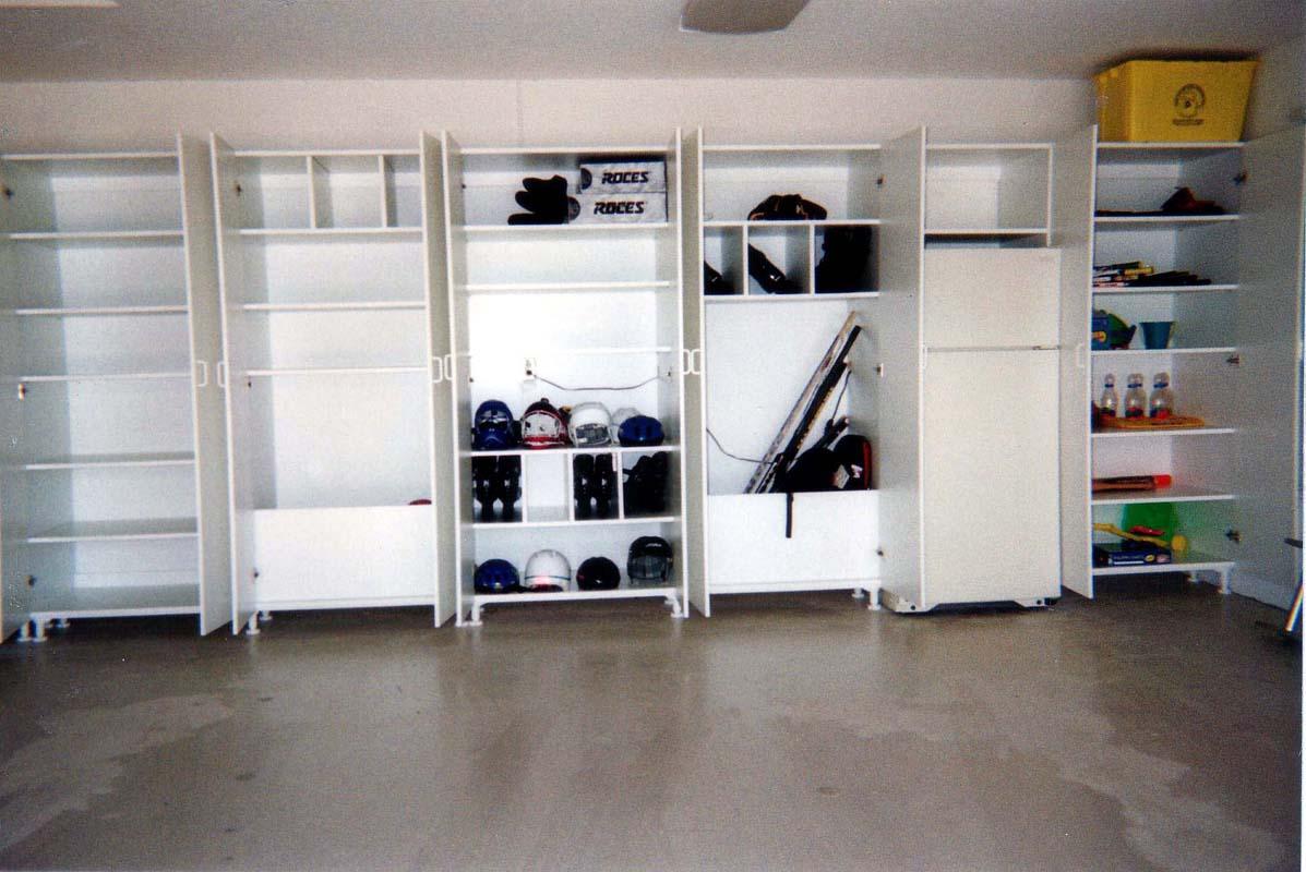 Garage Organization on Organized Garage  id=62545