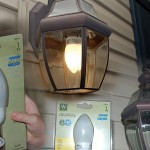 As part of our True Value Blog Squad participation Paul was able to discover these fancy CFLs at our local True Value. They look great don't you think?