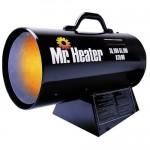 Portable Propane heat