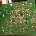 Bad whirlpool circuit board