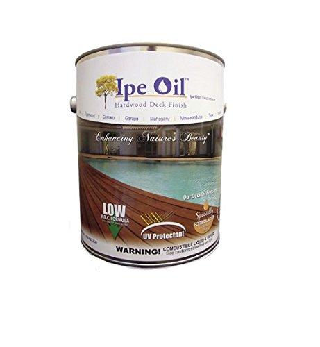 IpeOil for Ipe Deck maintenance