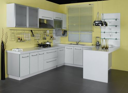 Kitchen Colors for White Cabinets
