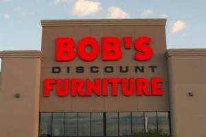 Bob's Discount Furniture in NYC