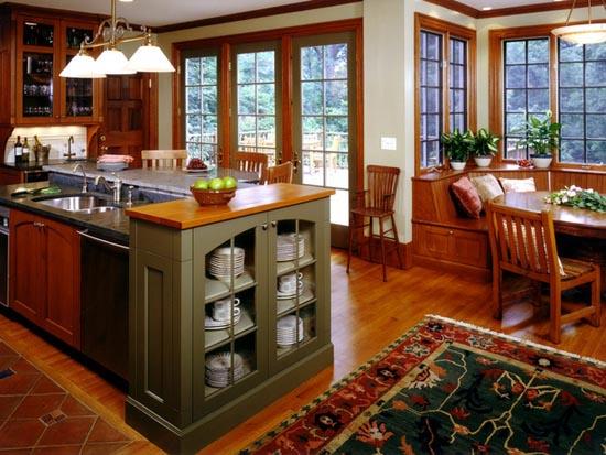 Custom Designed Kitchen Island