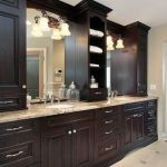 Custom Cottage Bathroom Cabinets