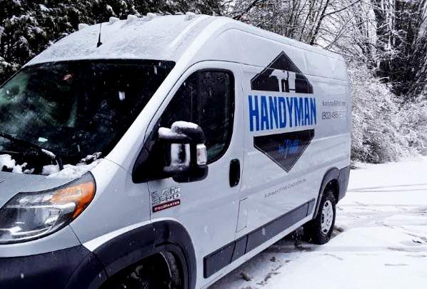 Handyman by Polli Van