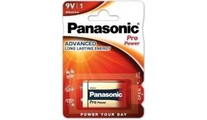 Patarei Panasonic 9V Pro Power